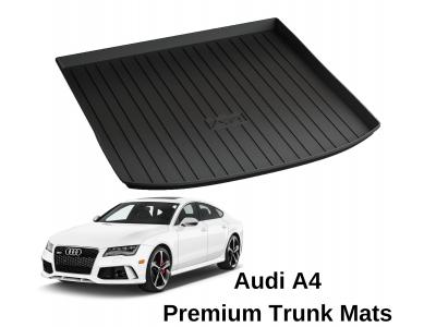 Audi A4 Trunk Mat