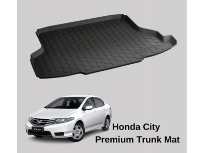 Honda City Premium Trunk Mats
