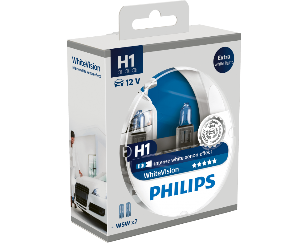 Phillips White Vision H1