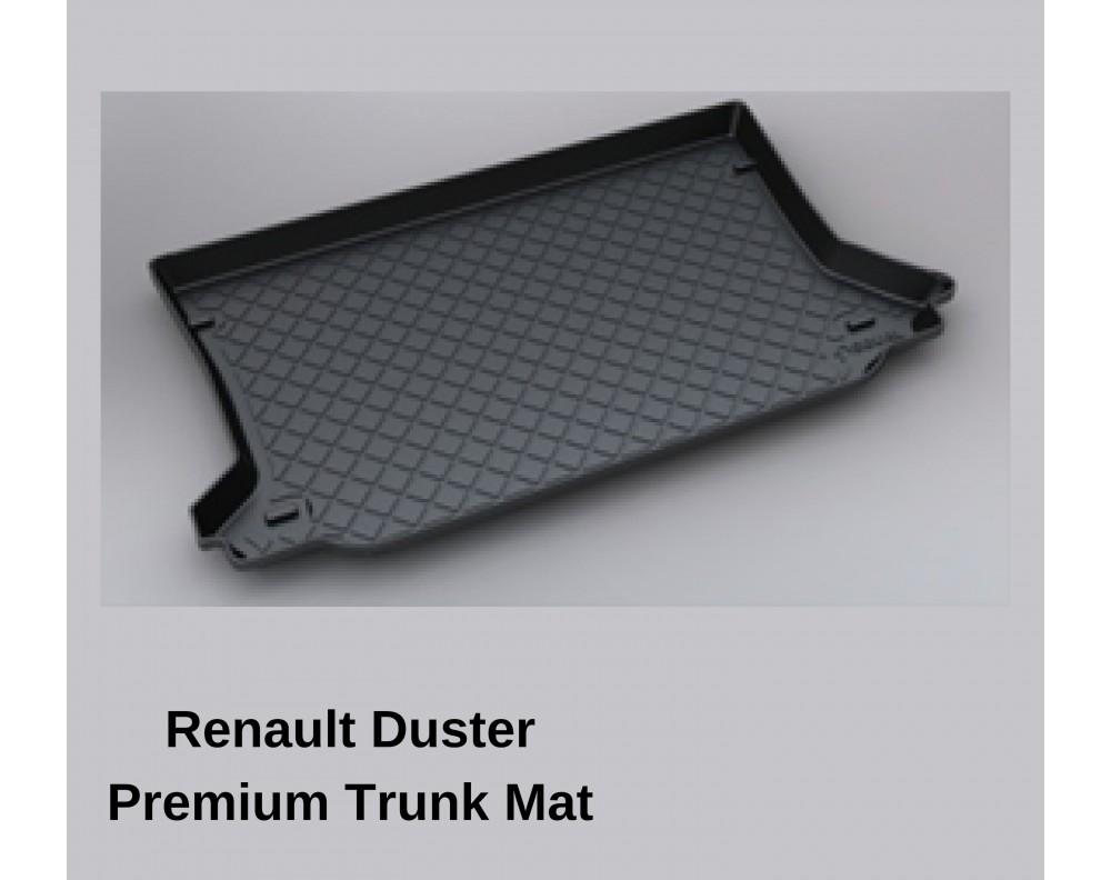 Renault Duster Trunk Mat