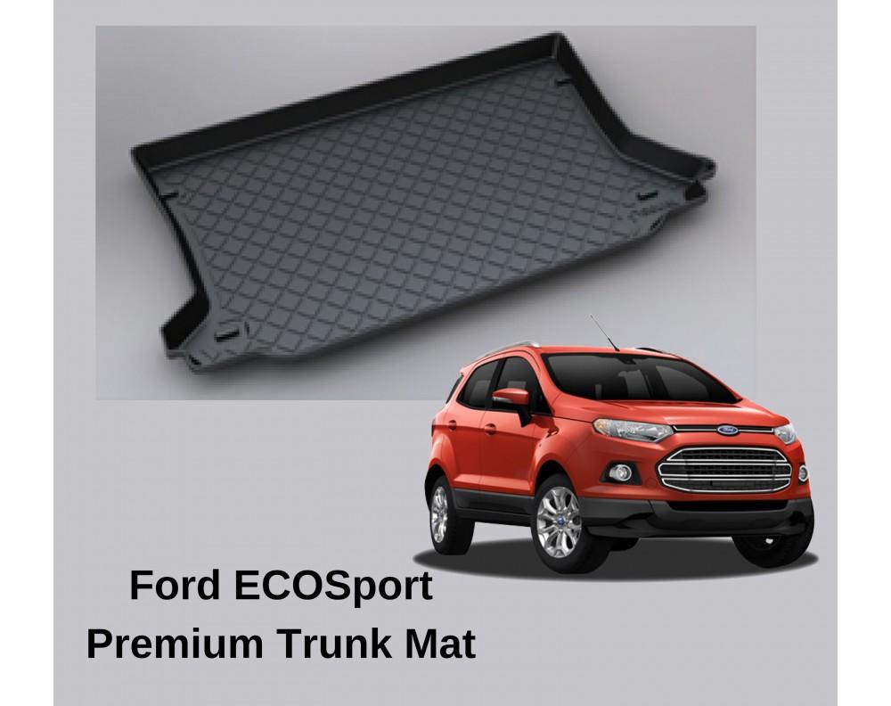 Ford ECOSport Trunk Mat