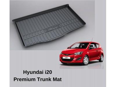 Hyundai i20 Trunk Mat