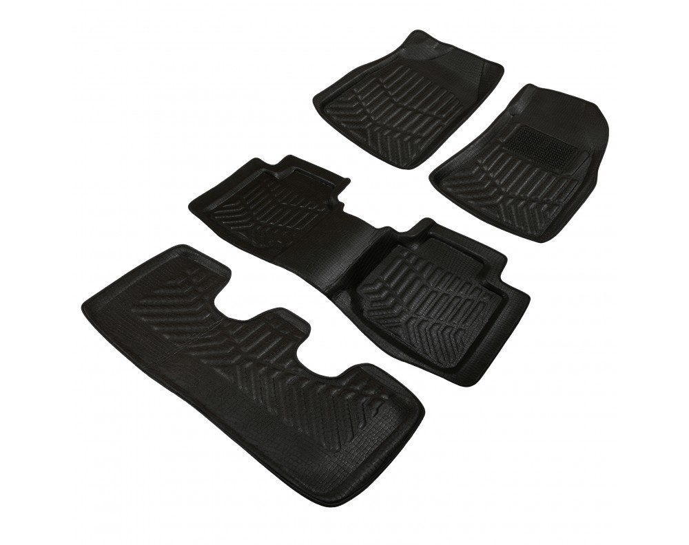 Toyota Fortuner Car Mat Drivn Superior