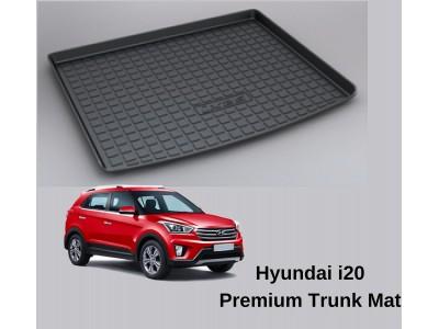 Hyundai Creta Trunk Mat