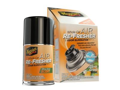 Meguiar's Air Re-Fresher, Citrus Grove