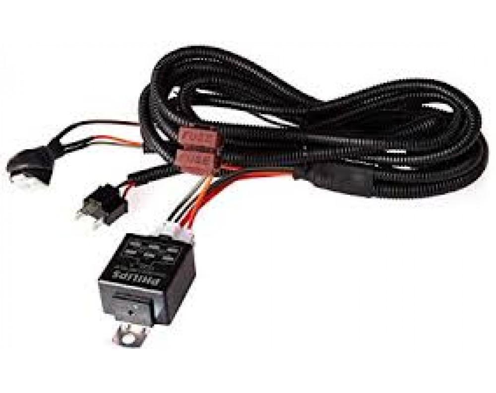 Philips H4 Wiring Relay