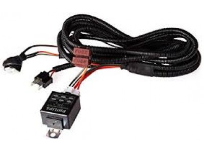 Phillips H4 Wiring Relay