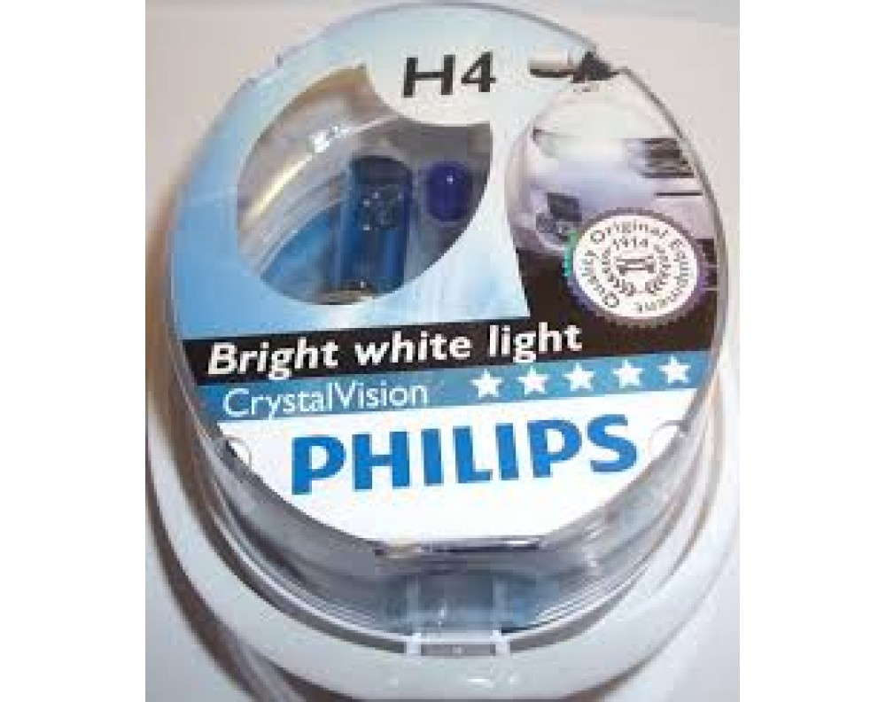 Philips Crystal Vision H1