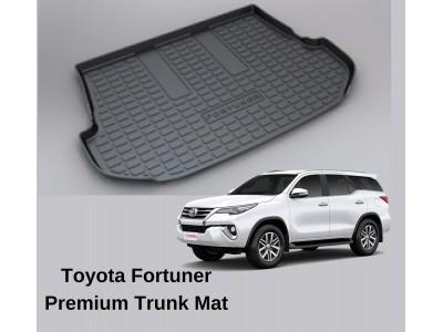 Toyota Fortuner Trunk Mat