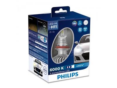 Philips LED H11 Extreme Ultinon