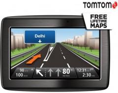 TomTom Via 120+ GPS Device